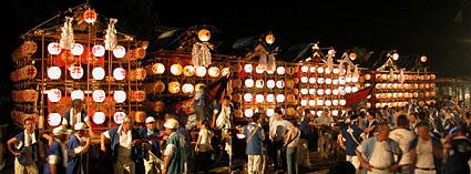 波々伯部神社例祭
